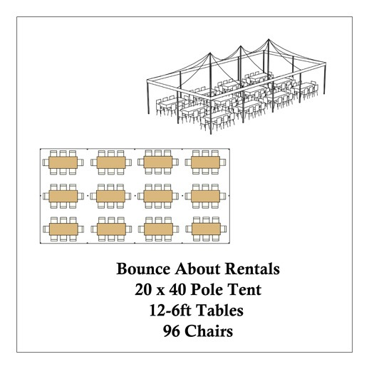 macomb-michigan-tent-rental-20x40-pole-rectangle-tables