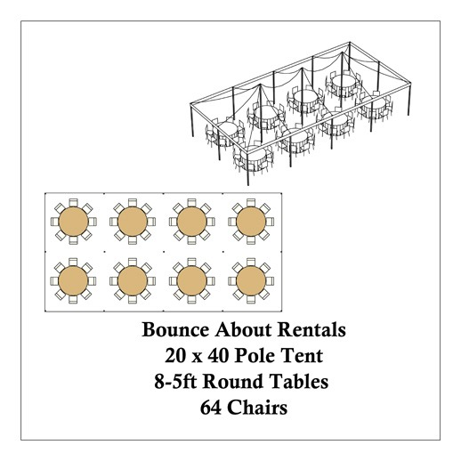 macomb-michigan-tent-rental-20x40-pole-round-tables