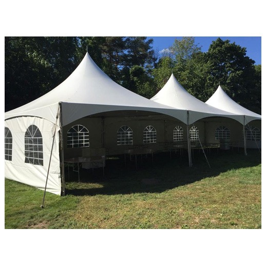 20 x 60 High peak frame tent