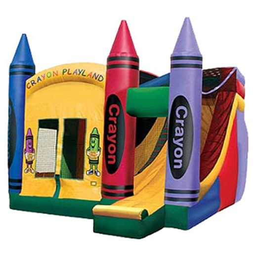Crayon Combo Michigab Moonwalk Rentals