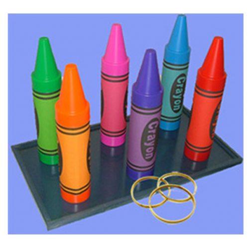 Crayon Ring Toss