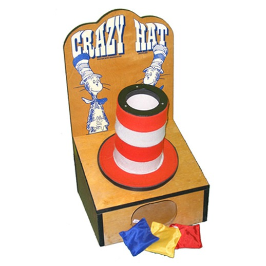 Crazy Hat Game