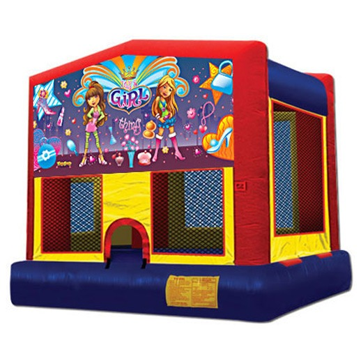 Girl Thing Bounce House