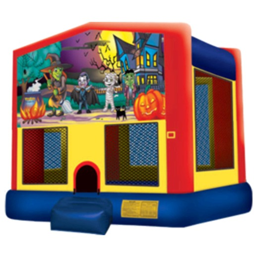 Happy Hauntings Bounce House