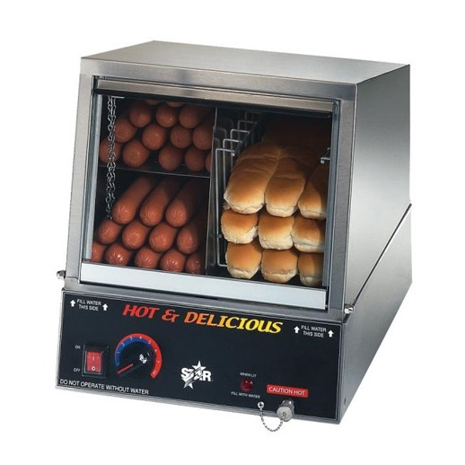 Hot dog steamer rentals Michigan