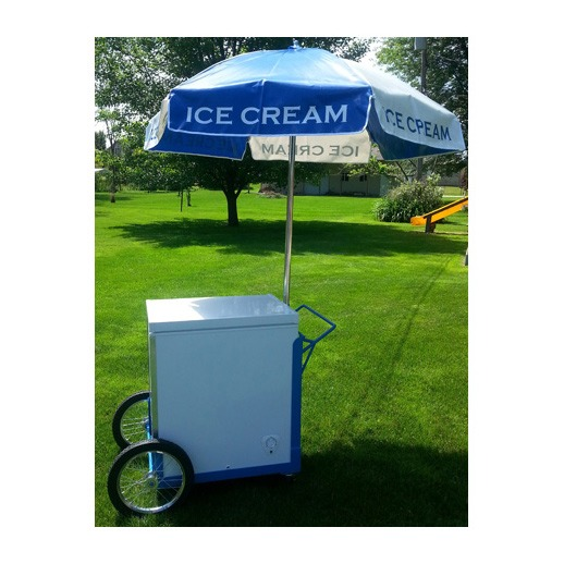 Ice cream cart rentals Macomb Michigan