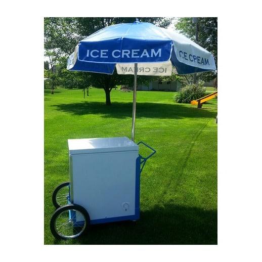 Ice cream cart rentals Macomb Michigan