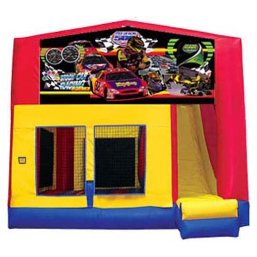 Race Car Combo Macomb Bounce House Rentals