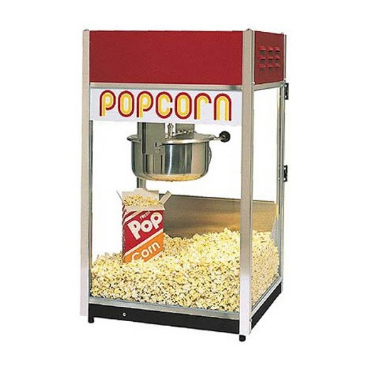 Popcorn machine rentals Macomb