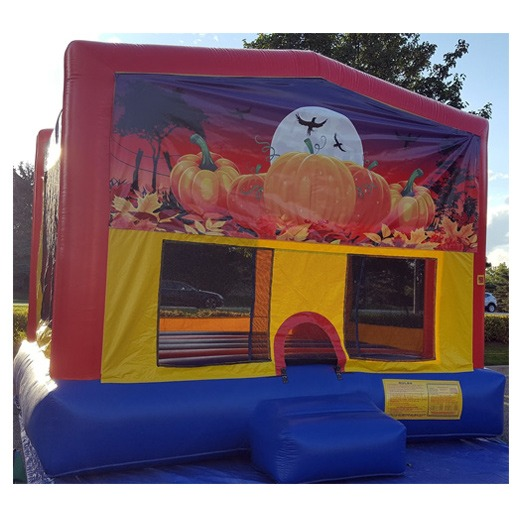 Pumpkin Patch Bounce
