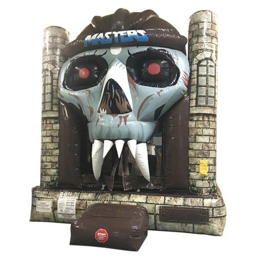 Skull Bounce House