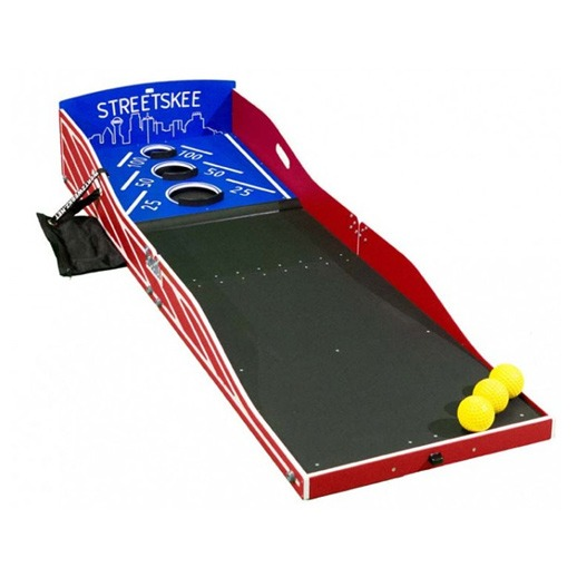 Street Skee Ball Carnival Game