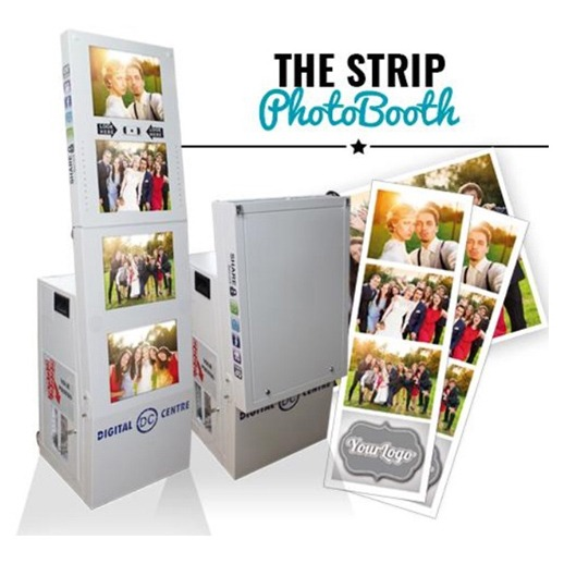Strip Photo Booth Macomb MI