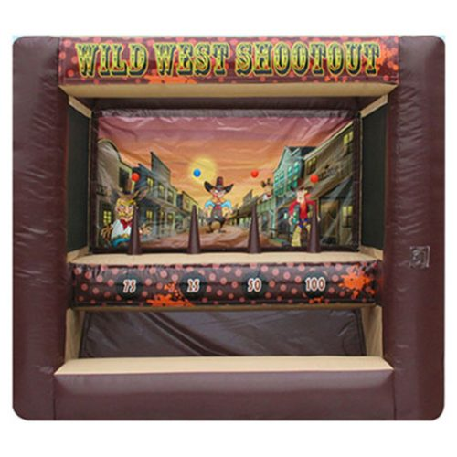 Western Knockdown Macomb Party Rentals