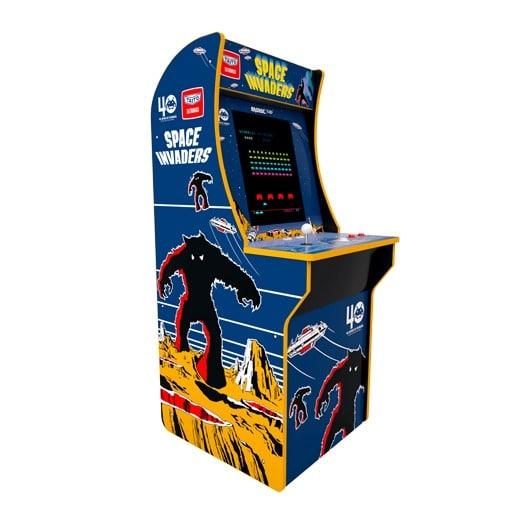 Space Invaders Arcade Game Rental